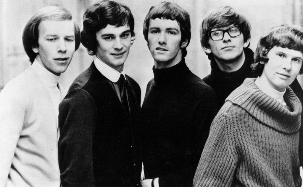 The zombies-summertime__THNX RADIO